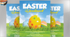 41+ Best Easter Poster Templates