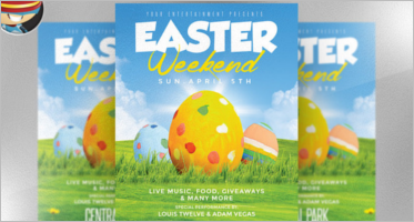 Easter Poster Templates