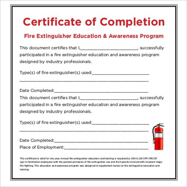 EducationCertificate Template