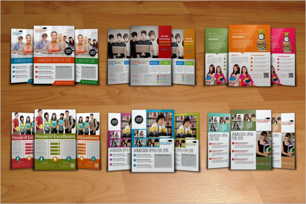 Education Flyer Bundle