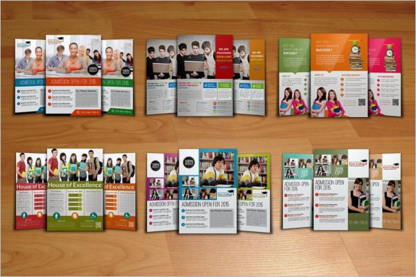 Education Flyer Bundle