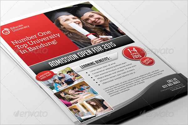 Education Flyer Magzine
