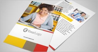 Education Flyer Templates
