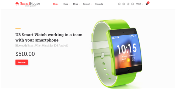Electronic Gadgets WooCommerce Theme