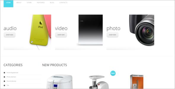 Electronics WooCommerce Theme