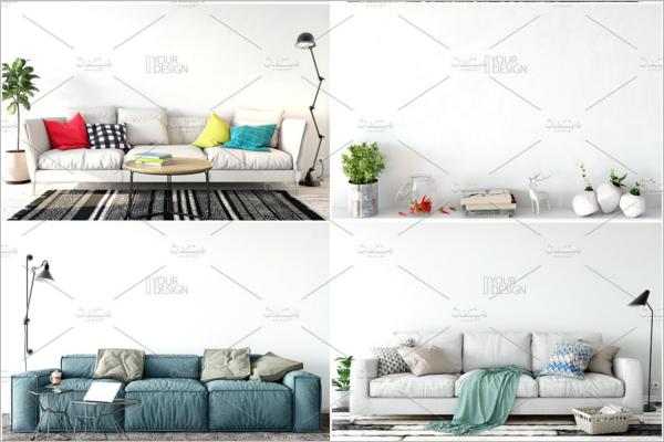 Elegant 3D Wall Logo