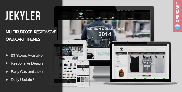 Elegant Fashion Opencart Theme