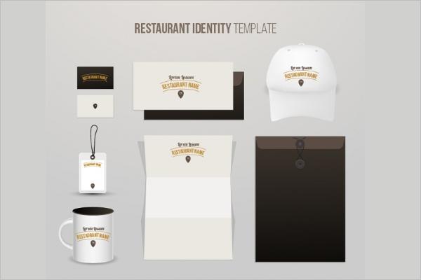 Elegant Restaurant Mockup