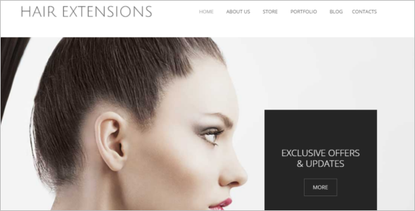 Elegant Salon WooCommerce Theme