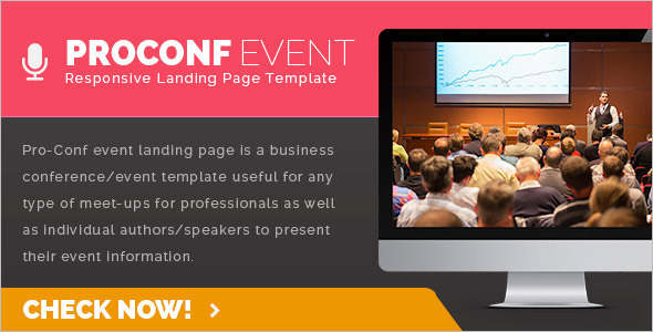 Elegant jQuery Landing Page Effect Template