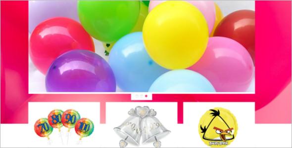 Entertainment Birthday Magento Theme
