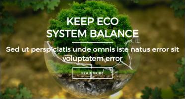 Environmental Joomla Templates