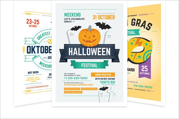Event Poster Bundle