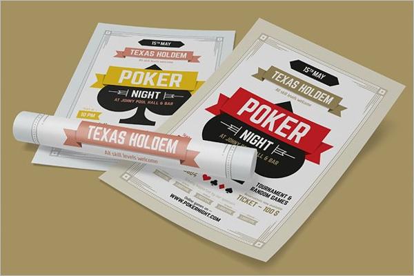 Event Poster Graphic Design