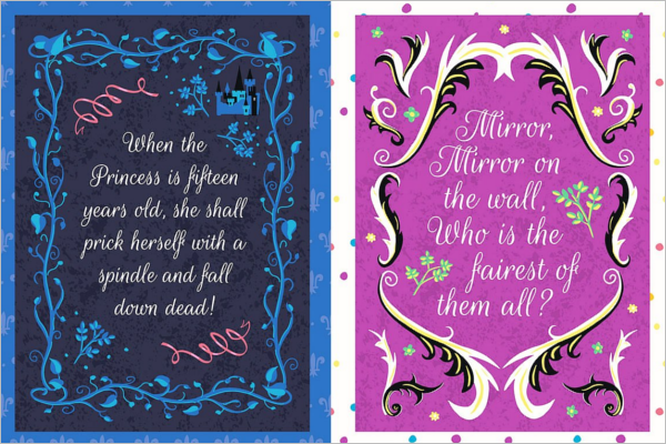 Fairy Tale Poster Design