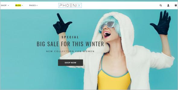 Fashion Blog Shopify Theme