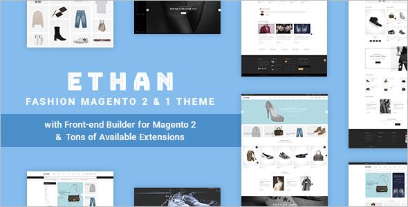 Fashion Business Magento Theme