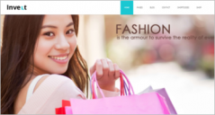 Fashion OpenCart Themes