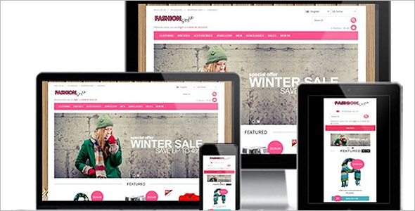 Fashion Style Opencart Theme