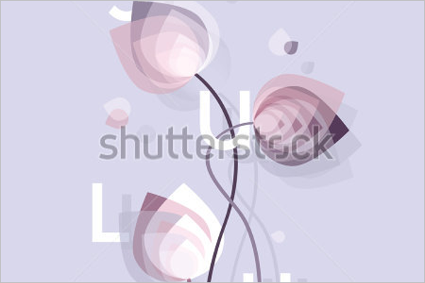 Floral Creative Poster Design