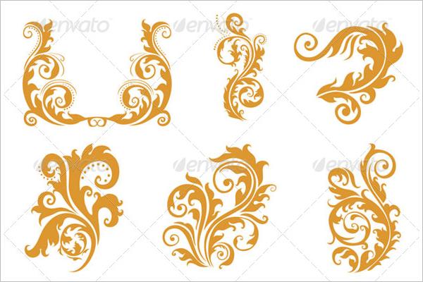 Floral Element Symbols