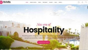 Food & Hospitality WordPress Templates