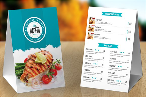 Food Menu Pack Flyer Template
