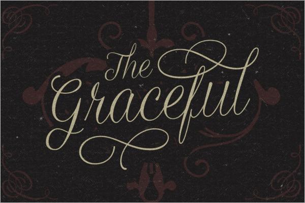 Formal Greeting Card Design