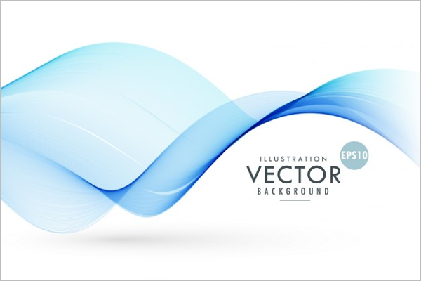 Free Blue vector Background