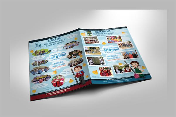 Free Education Flyer