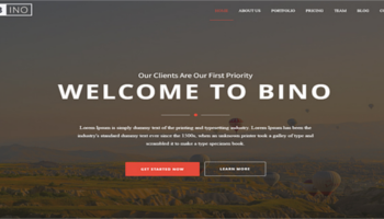 Free HTML5 Landing Page Templates