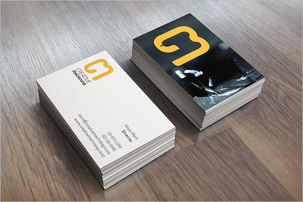 Free Machine Shop Business Card Design