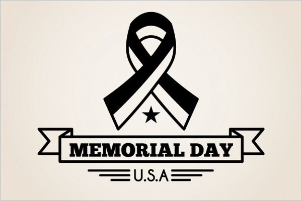 Free Memorial Day Template