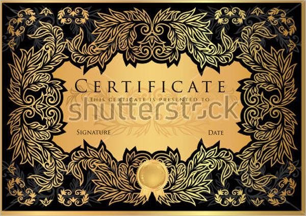 Free Printable Coaching Certificate