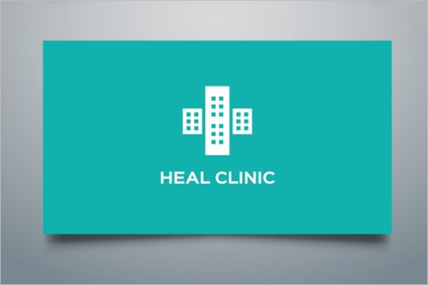 Free Vector Medical Card Template