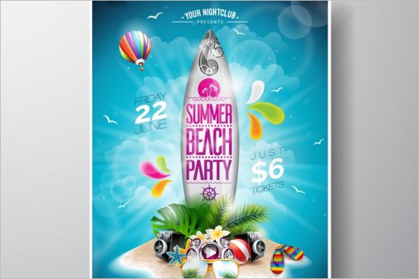 Free Vector Poster Design
