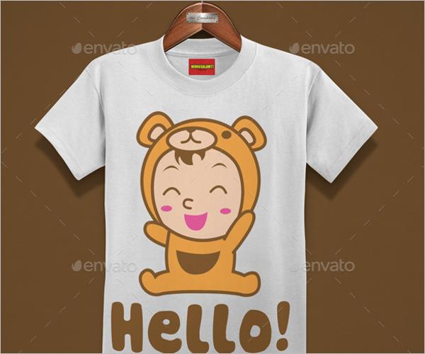 Funny Kids T-Shirt Design