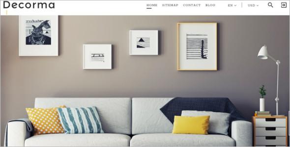 Furniture PrestaShop Theme