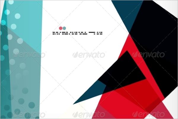 Geometric Textured Pattern