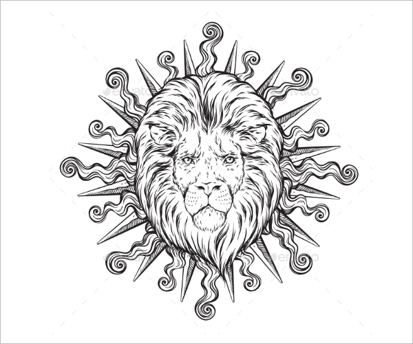 Hand Drawn Tattoo Design