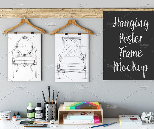 Hanging Poster Design