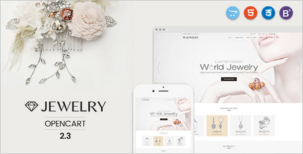 Health & Beauty Opencart TEmplate
