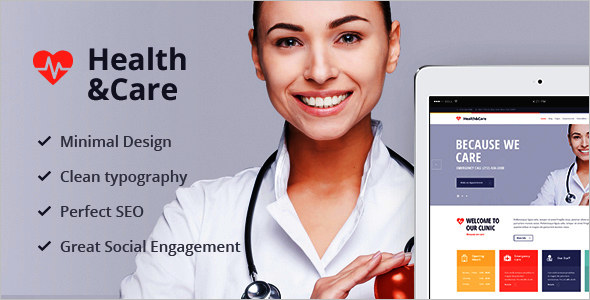 Health Care Medical Woocommerce Theme