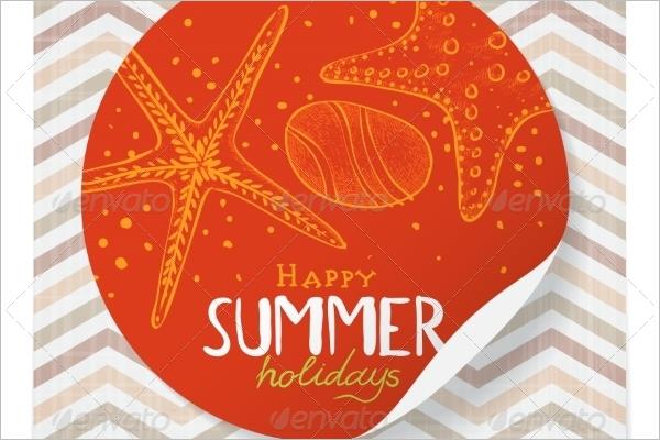 Holidays Celebration Greeting Card Design