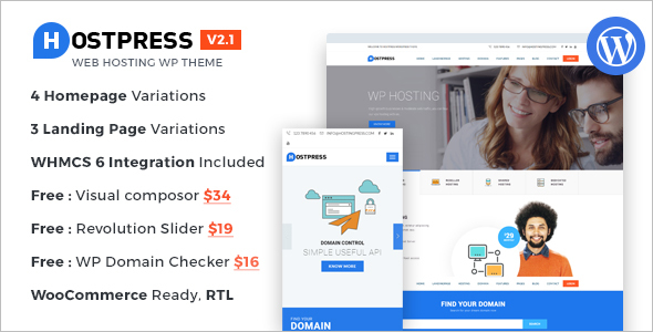 HostingPress WooCommerce Templates