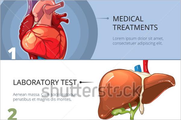 Human Heart Poster Design