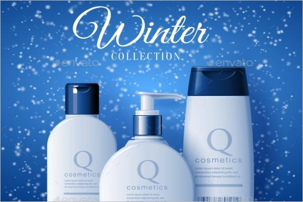 Hygenic Beauty Brand Bottle