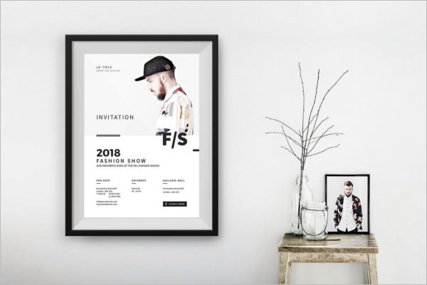 Invitation event Poster Design