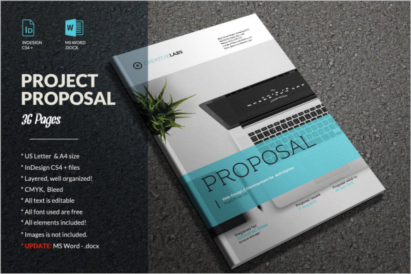 creative project proposal template - Selo.l-ink.co
