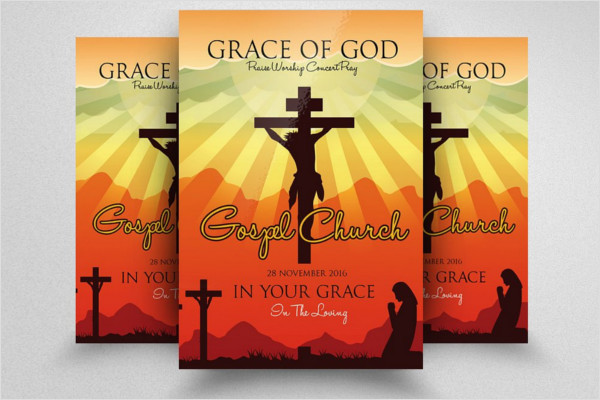 Church Flyer Psd Templates  Free  Premium Templates  Creative